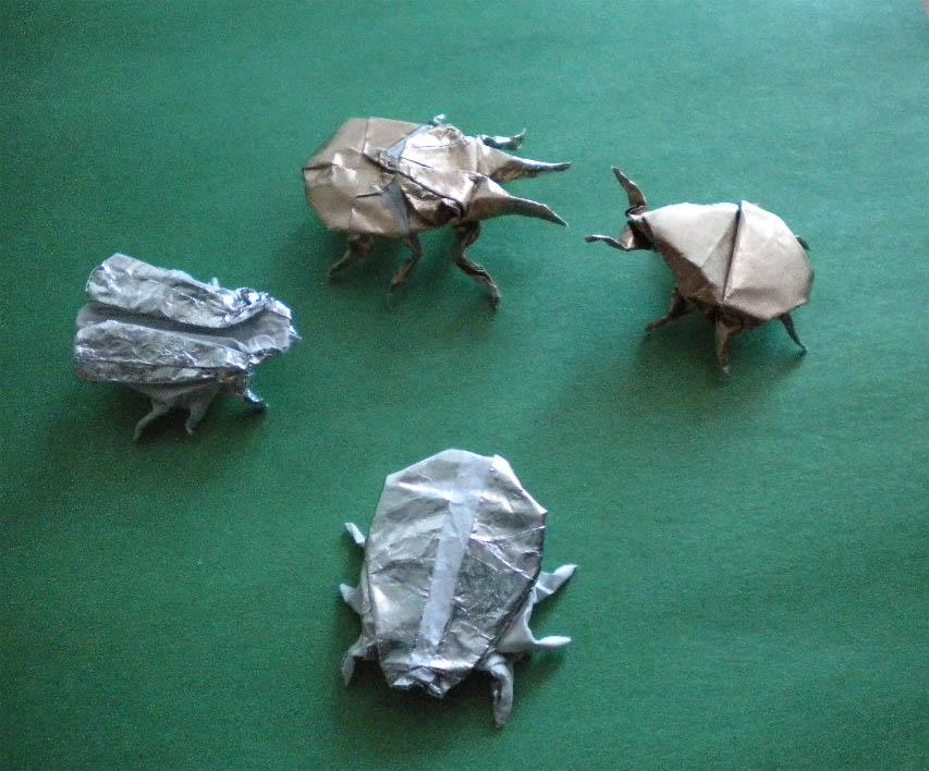 муха и жучки (А.Джунта),