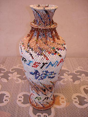 Для интереса еще одну вазу