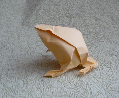 схема оригами орел - Рукоделие - Республики готовые схемы.