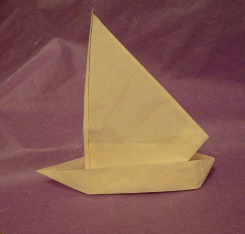 """Йошидзава А. """"Яхта"""",калька"""