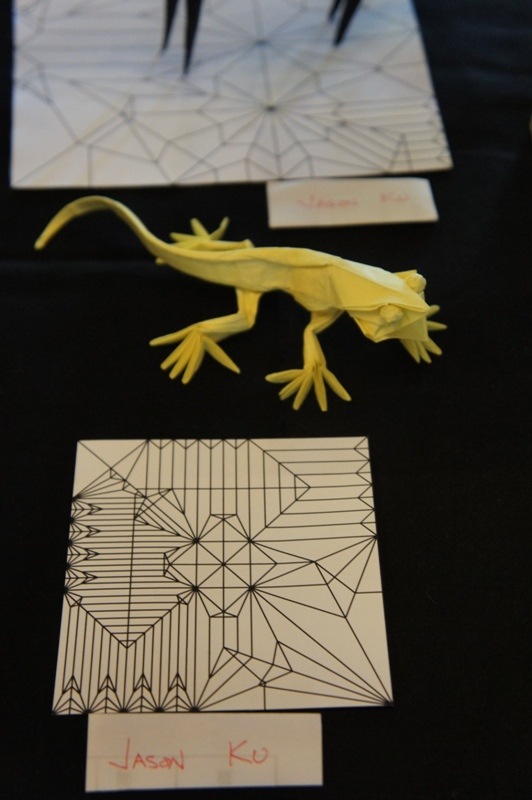 Первое знакомство с оригами
