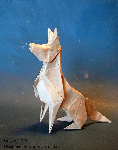Оригами из бумаги Оригами для детей Схемы оригами...