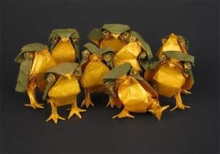 Owlets by Bernie Peyton